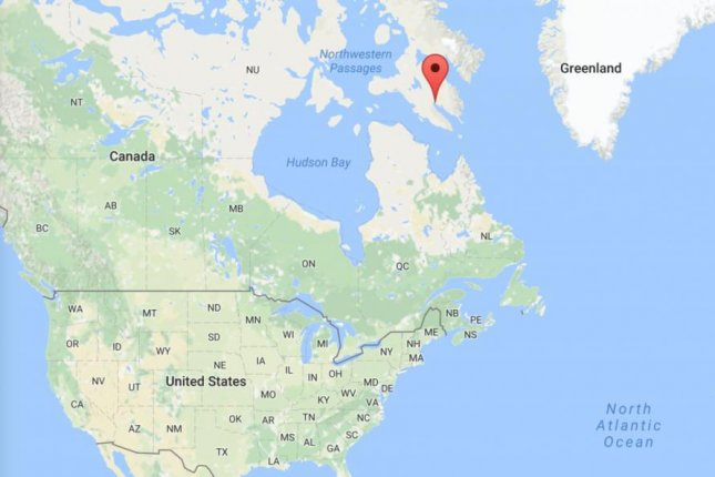 Iqaluit Canada Map.Flight Bound For Sunny Los Angeles Forced To Land In Iqaluit Canada
