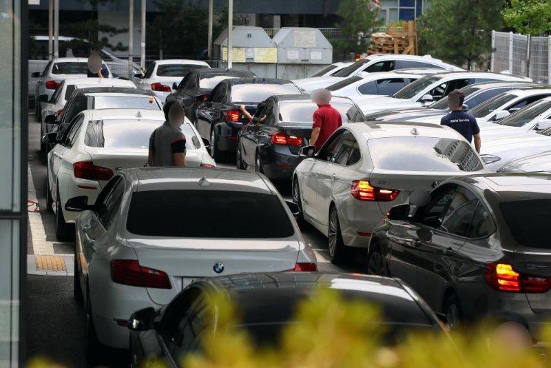 South Korean drivers file $16 million suit against BMW - UPI com