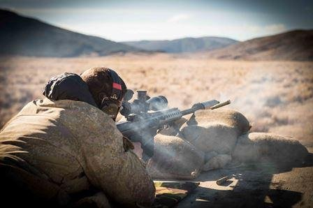 The New Zealand Defense Force is buying more than 80 firearms from U.S. manufacturer Barrett. Photo courtesy of NZDF