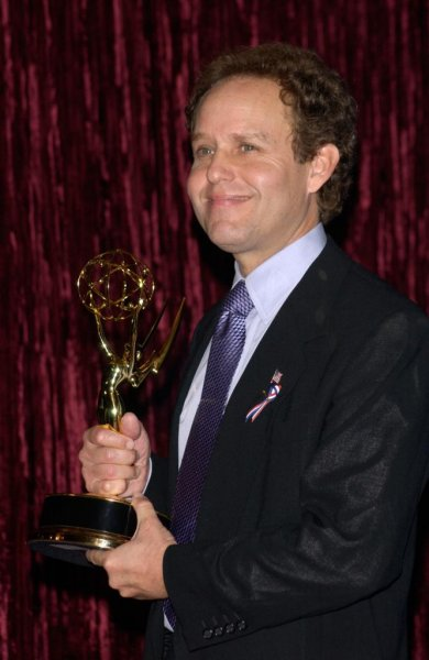 Veep star Peter MacNicol at the 53rd Annual Primetime Emmy Awards. The actor has had his most recent Emmy nomination rescinded by the Academy of Television and Arts and Sciences. Photo courtesy of Featurefiash Photo Agency/Shutterstock