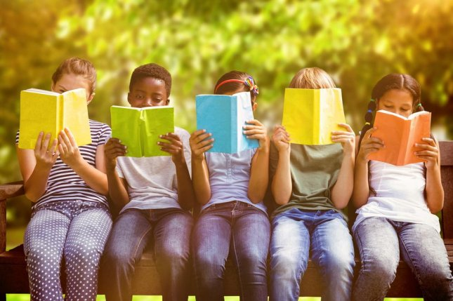 Researchers in Finland found children with healthier diets develop better reading skills in the early grades of elementary school than those with less healthy diets, according to a recent study. Photo by wavebreakmedia/Shutterstock
