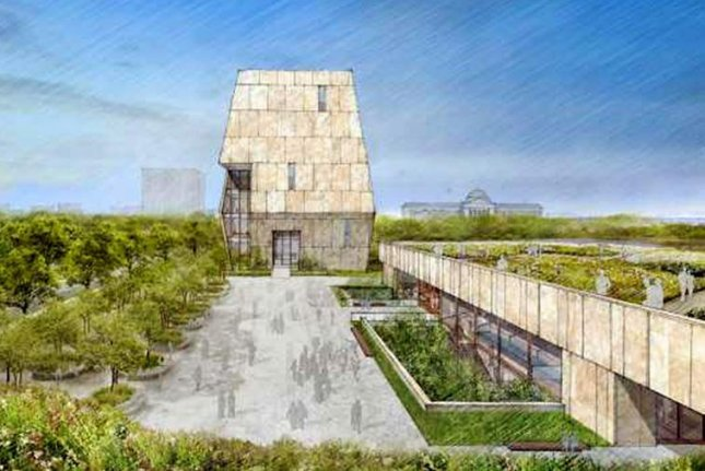 The Obama Foundation on Wednesday released the conceptual design for the Obama Presidential Center, which is scheduled for completion by 2021. Photo courtesy of the Obama Foundation