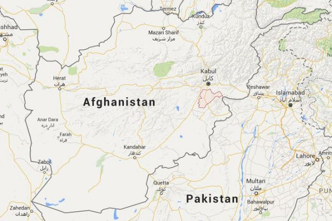 World Map Of Kabul Afghanistan.  Seven killed in Taliban attack on Afghanistan courthouse UPI com