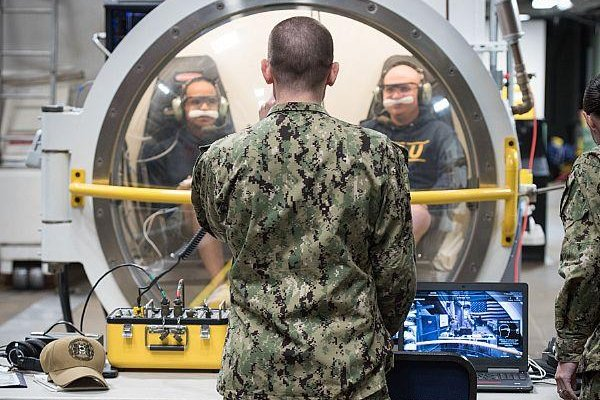 Naval teams narrow causes of physiological episodes on jets