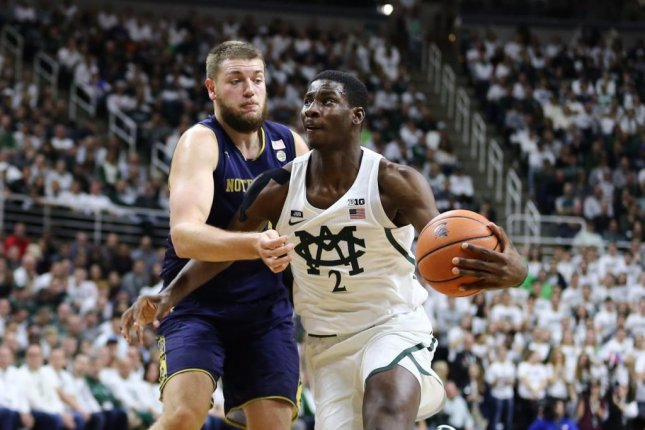 MSU's depth, talent sparkle in 81-63 win over Notre Dame