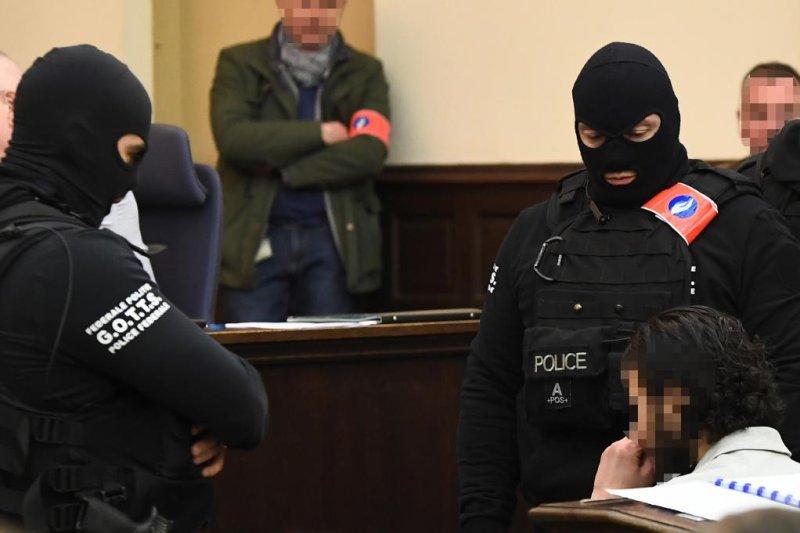 Paris attacks suspect Salah Abdeslam tried in Belgium over shootout