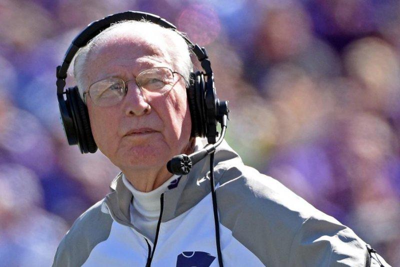Kansas State football coach Bill Snyder. (Kansas State Football/Twitter)