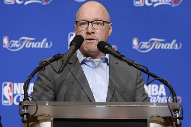 Former Cleveland Cavaliers GM David Griffin will not have his contract renewed, leaving the Cavaliers searching for a new general manager. Photo courtesy of Cleveland Cavaliers/Twitter