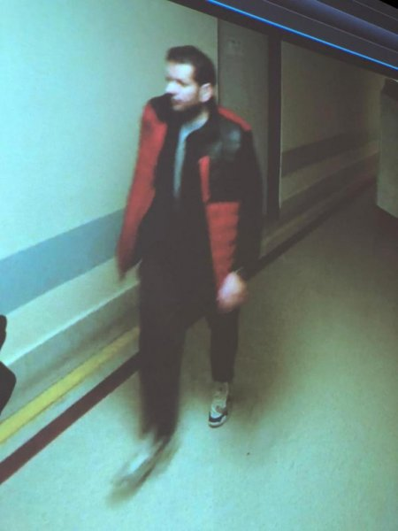Czech police released a photo of the man they described as probably armed and dangerous following a shooting at a university hospital. Photo courtesy of Czech Police/Twitter Photo courtesy of Czech Republic/Twitter