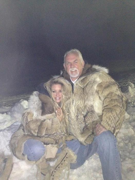 John Ratzenberger weds Julie Blichfeldt