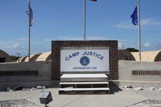This week's pretrial hearings are being held at Camp Justice outside the Expeditionary Legal Complex at Guantamo Bay, Cuba. Photo by Oyin Falana/Medill News Service