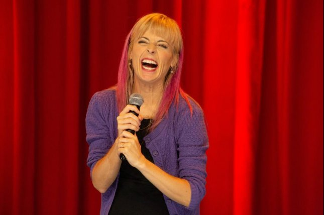 Comedian Maria Bamford, whose special Weakness is the Brand is out Tuesday, said she loves stand-up comedy because you can do and say exactly what you want to. Photo courtesy of Comedy Dynamics