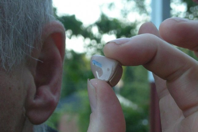 Only about 12 percent of elders gets hearing aids after receiving a diagnosis of hearing loss. Photo by JoseBergsten/Wikimedia