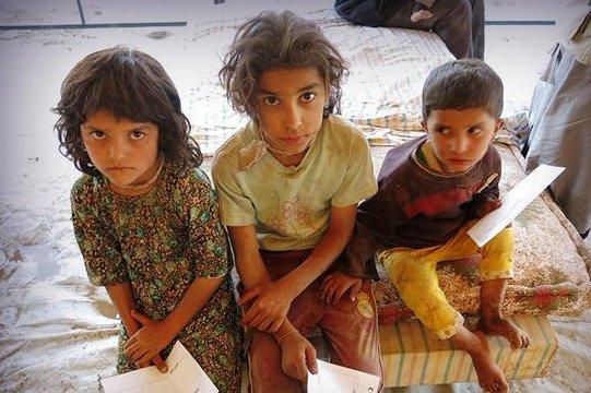 UNHCR Representative in Turkey Carol Batchelor told UPI that educating Syrian refugee children is crucial. (Twitter/OCHA/MMoteran)