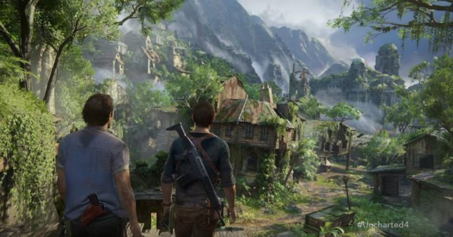 Treasure hunters Nathan Drake and his brother Sam in the upcoming action-adventure sequel, Uncharted 4: A Thief's End. Sony released the final trailer for the highly-anticipated title Monday. Photo courtesy of Playstation/Youtube