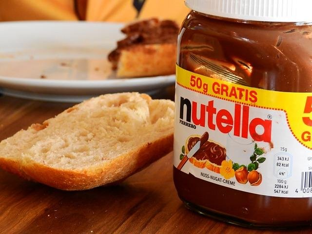 Thieves steal 20 tons of Nutella and chocolate treats in Germany