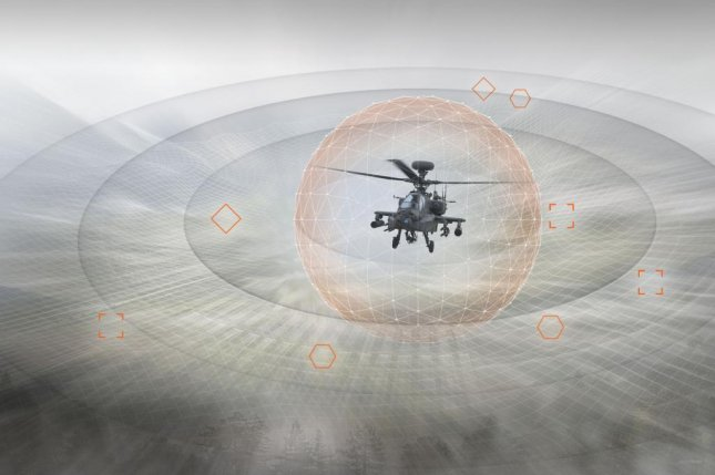 BAE's new 3DAWS threat warning system can be integrated on all U.S. fixed-wing and helicopter aircraft. Photo courtesy of BAE Systems