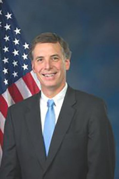 Rep. Tom Rice said he and his family have contracted the coronavirus. Photo courtesy of Rep. Tom Rice/Website