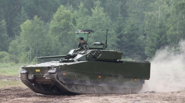 BAE System's purchase of parts for the Mjölner mortar system from Ray Services is part of an effort to work with more Czech companies on the CV90 IFV, pictured. Photo courtesy BAE Systems
