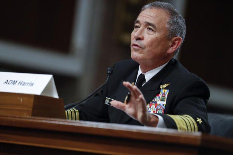 China has 7 new military bases in South China Sea: US admiral