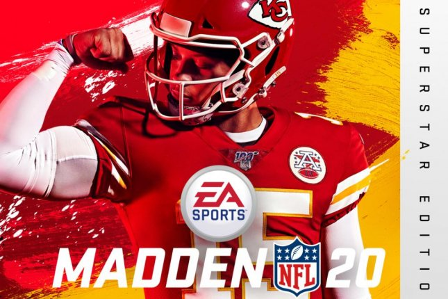 The Oakland Home Of Patrick Printy: Chiefs' Patrick Mahomes To Grace Cover Of 'Madden NFL 20