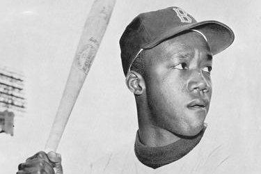 Pumpsie Green hit .246 in five Major League seasons. Photo byHalvorsen brian/Wikimedia Commons