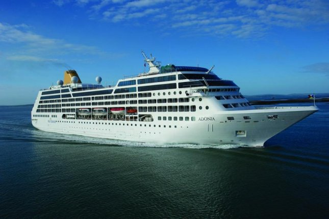 Carnival's 704-passenger ship Adonia might not be leaving Miami for Havana on May 1. The week-long cruise also includes stops in Santiago de Cuba and Cienfuegos. Courtesy Carnival Corp.