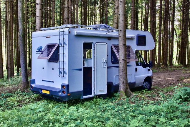 Salt Lake City-based company Satellite Internet is offering $1,000 to a person willing to spend 48 hours in digital detox -- living out of an RV in a U.S. National Park without any screen time. Photo by MemoryCatcher/Pixabay.com