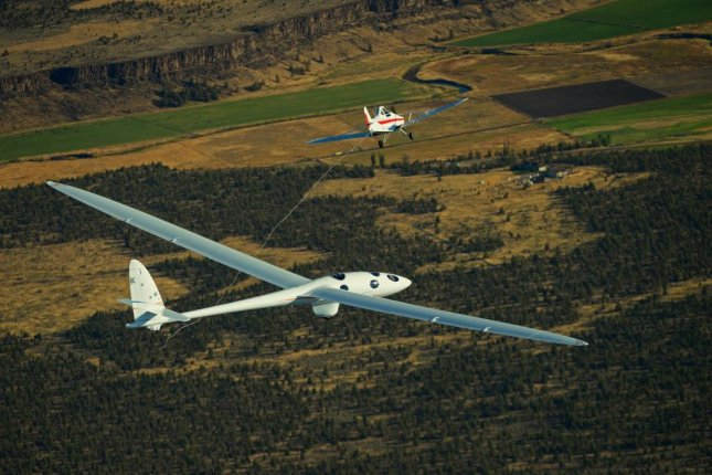 Next stop for the Perlan 2 Glider: The edge of space