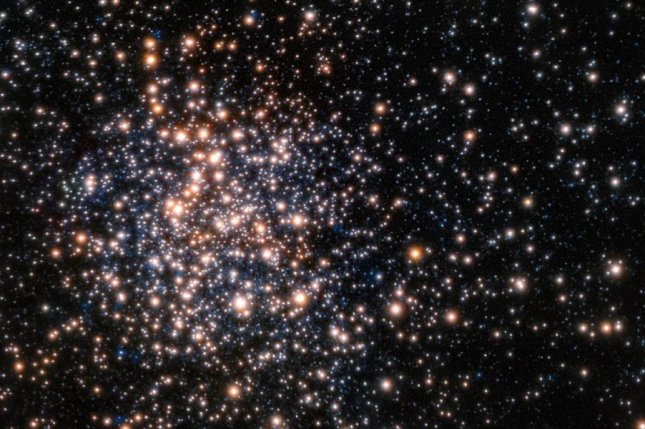 Astronomers say Terzan 5 is like no other globular cluster they've observed. Photo by ESO/VLT