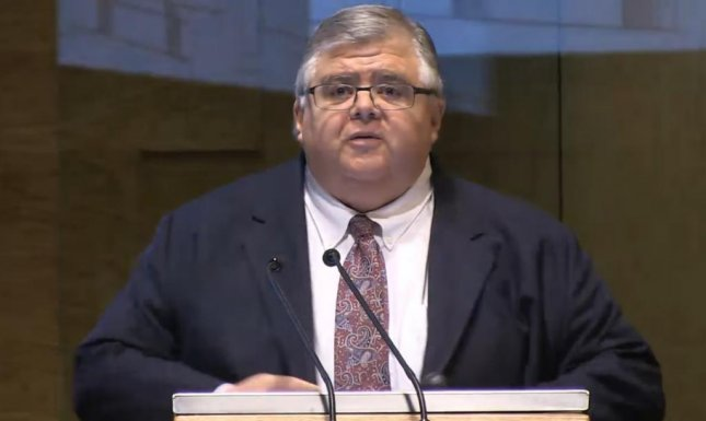 Agustín Carstens, who serves as governor of the Bank of Mexico, on Thursday announced his resignation in order to become the Bank for International Settlements' next general manager to serve a five-year term. Carstens, who began is career at the Bank of Mexico in 1980, received a doctorate in economics from the University of Chicago. Photo courtesy of Bank of Mexico