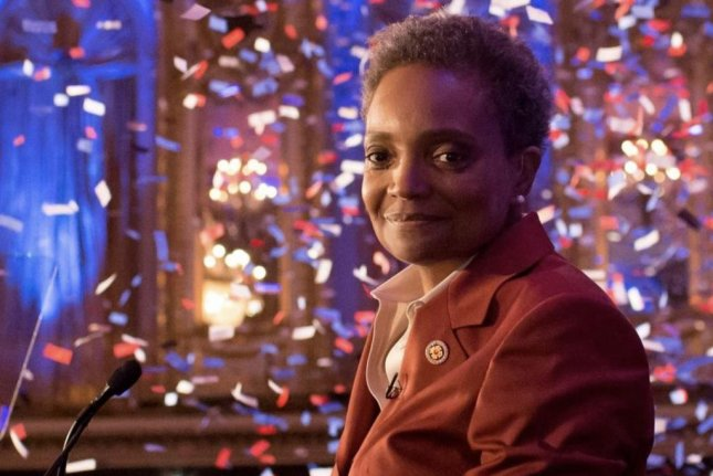 Lori Lightfoot became Chicago's first African-American female mayor as well as the first openly gay person to lead the city. Photo courtesy of Lori Lightfoot/Facebook