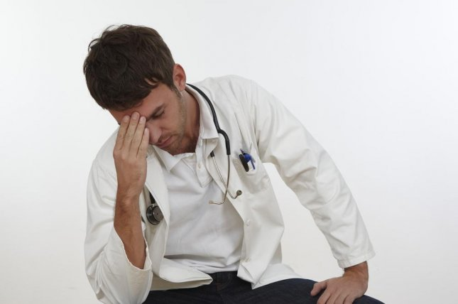 About half of all physicians, regardless of specialty, report some level of burnout, which research shows may affect their biases and quality of care. Photo by Toranico/Shutterstock