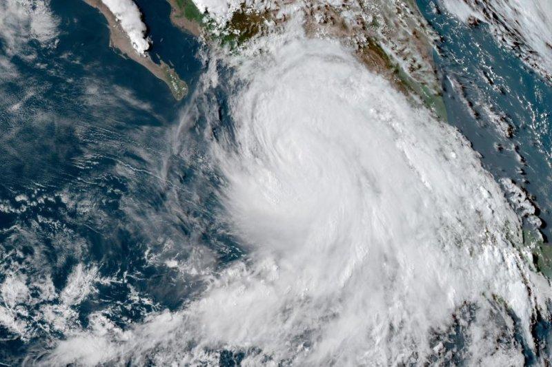 Nora brings heavy rain across northwest Mexico