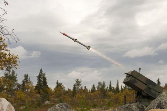 Kongsberg-designed NASAMS defense system is to be used as the basis for an Australian air defense project. Photo courtesy of Kongsberg