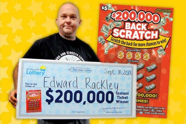 Look: North Carolina man's McDonald's run leads to lotto