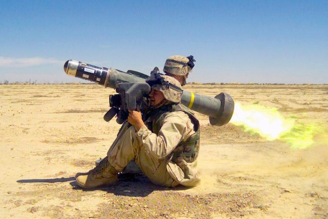 The Javelin medium antitank weapon system is lightweight, man-portable, shoulder-fired and fire-and-forget. Lockheed Martin and Raythen was awarded a contract to provide 2,100 F-Model Javelin missiles for the United States and its allies. Photo courtesy Lockheed Martin