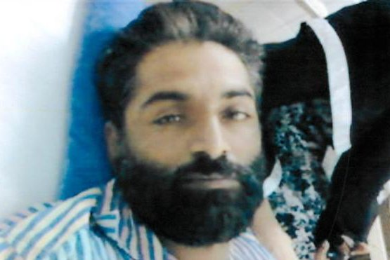 A Pakistani magistrate halted the execution of Abdul Basit, a paraplegic man whose hanging would constitute cruel punishment, human rights advocates argue. Photo courtesy Reprieve