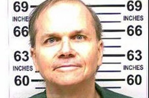 Mark David Chapman, the man who killed singer John Lennon in 1980, was denied parole for the 10th time on Thursday. Photo courtesy New York State Department of Corrections and Community Supervision