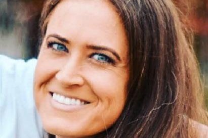 Holly Suzanne Courtier was found alive Sunday after park rangers received a tip from a park visitor who said they had spotted the missing woman. Photo courtesy of National Park Service Investigative Services Branch/Facebook