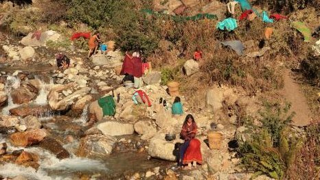 Polyandry is declining in rural areas such as Humla.