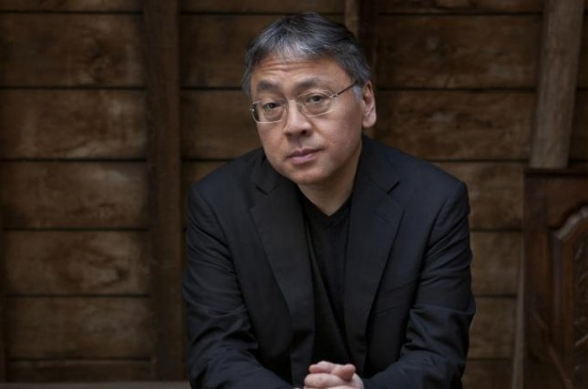 Kazuo Ishiguro has written eight books and multiple film and television scripts. Photo by Jeff Cottenden/EPA
