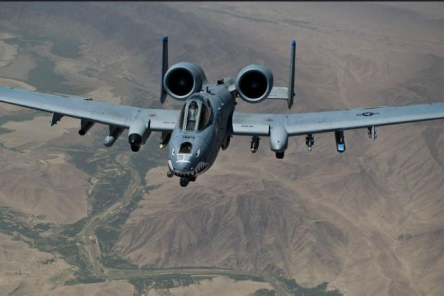 A U.S. Air Force plan to move A-10 Thunderbolt II aircraft, pictured, and HH-60 Pave Hawk helicopters to an Arizona base has been postponed, pending Congressional approval of the 2022 military budget. Photo by MSgt. Jeffrey Allen/U.S. Air Force