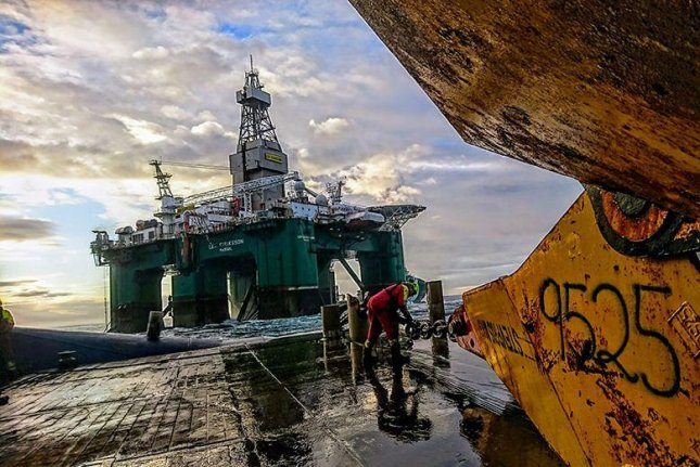 Norwegian oil and gas production should be more or less stable this year, but there may be some slowdowns on the margin. Photo courtesy of Lundin Petroleum.