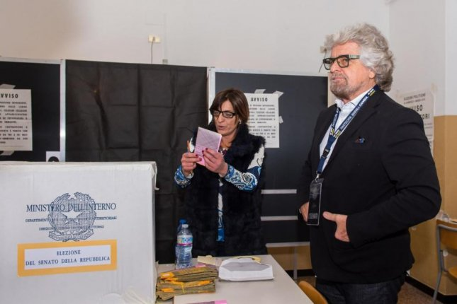 Right wing dominates Italy elections, with no clear winner in parliament