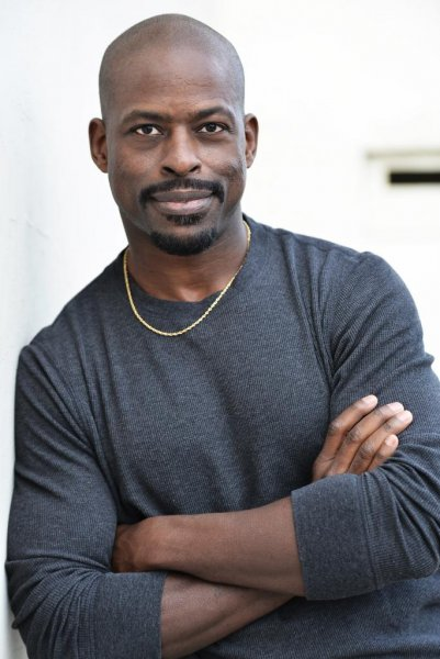 Photo courtesy of Sterling K. Brown