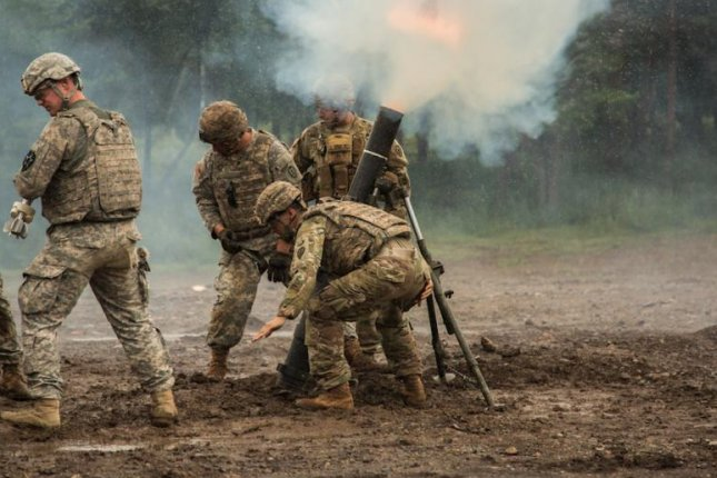 The U.S. Army will receive new mortar weapons systems in five years, according to Elbit officials. Photo by Spc. Patrick Kirby/U.S. Army