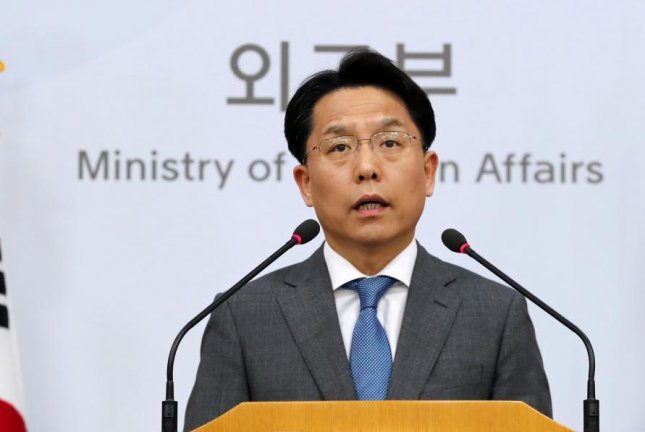 South Korea equipment being sent to the North to set up an inter-Korea liaison office are for South Korean use, foreign ministry spokesman Noh Kyu-duk said Thursday. File Photo by Yonhap