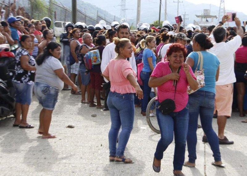 28 dead in Acapulco, Mexico, prison riot