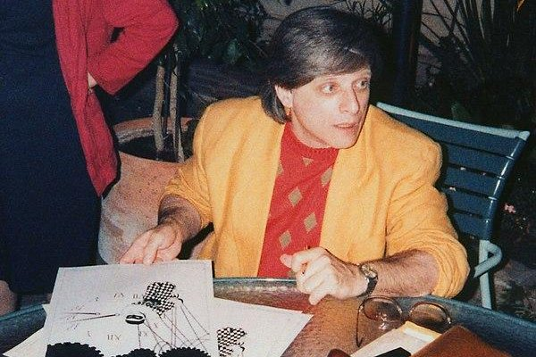 Science fiction writer Harlan Ellison died in his sleep at his California home at the age of 84 on Thursday. File Photo by Pip R. Lagenta/Wikimedia Commons